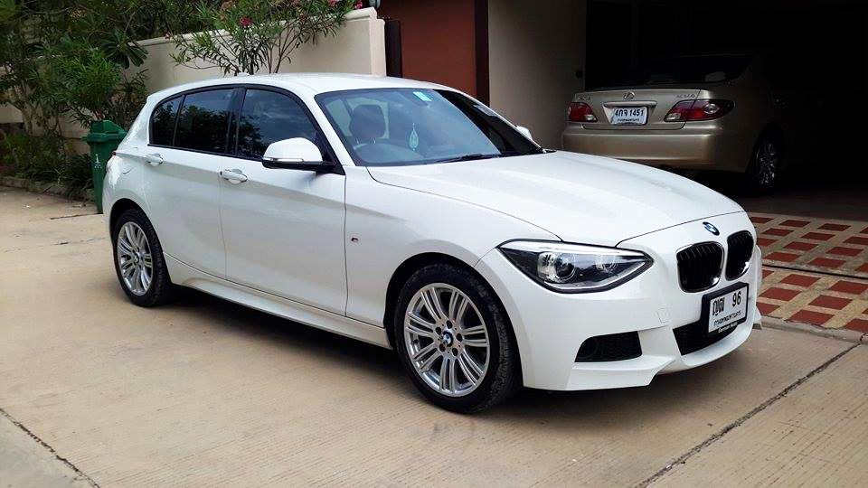 BMW SERIES 1 F20 116i M SPORT
