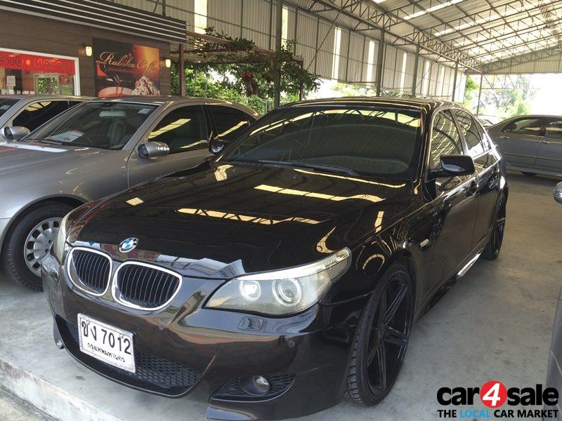 BMW SERIES 5 E60 525i