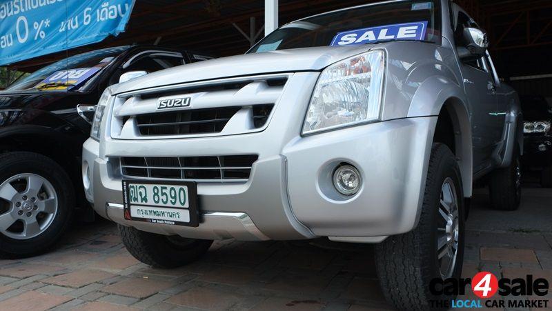 ISUZU HI-LANDER D-MAX (2005-2012) 2.5 Ddi I-TEQ Space Cab