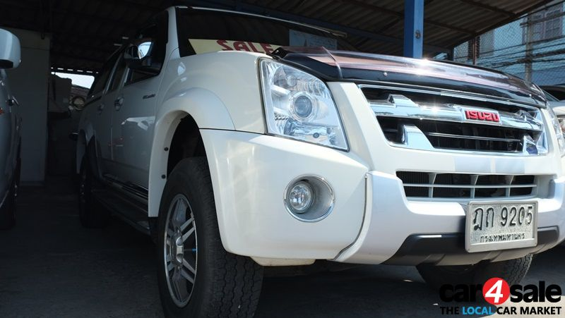 ISUZU HI-LANDER D-MAX (2005-2012) CAB-4 SLX 2.5 D di I-TEQ