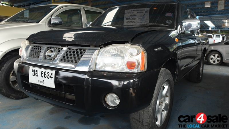 NISSAN FRONTIER 4 DR 3.0 ZDi MT