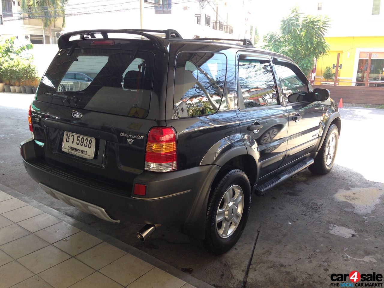 FORD ESCAPE YEAR 2003-2007