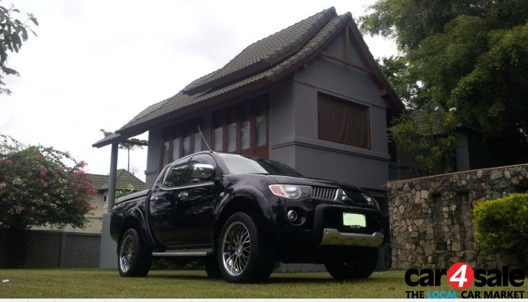 MITSUBISHI CHEVLORET ไทรทัน DOUBLE CAP 3.2 GLS LIMITED 4WD