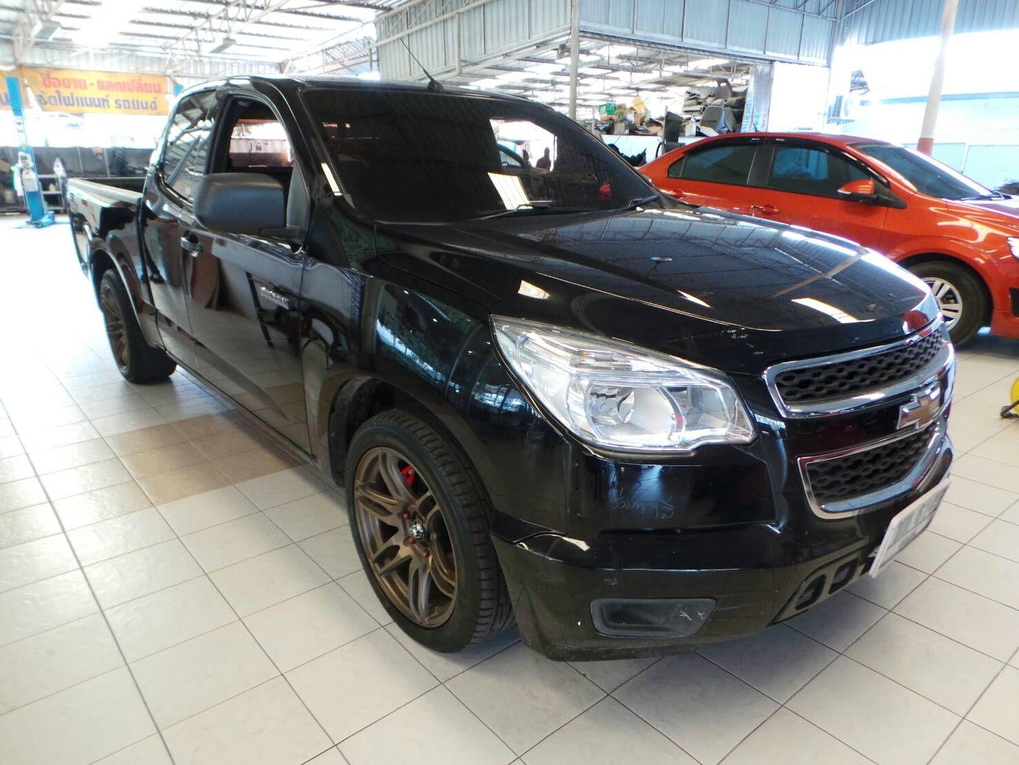 CHEVLORET ISUZU Corolado 2007-2011 2.5 LS1 X-CAB