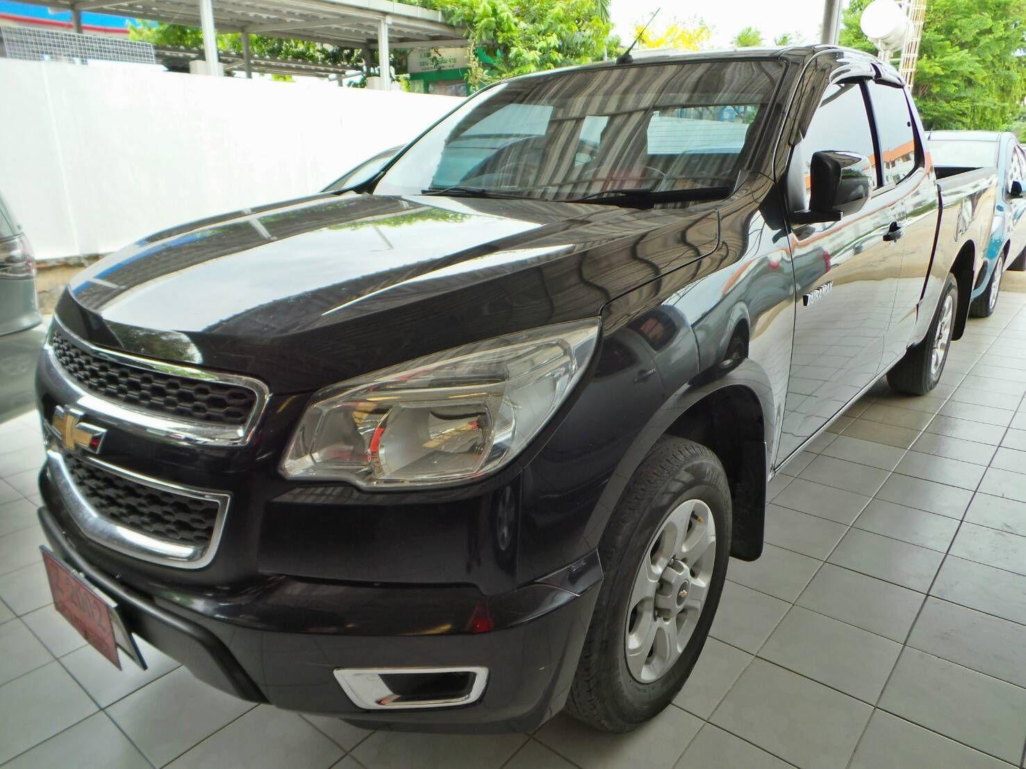 CHEVLORET Corolado 2007-2011 2.5 LT X-CAB