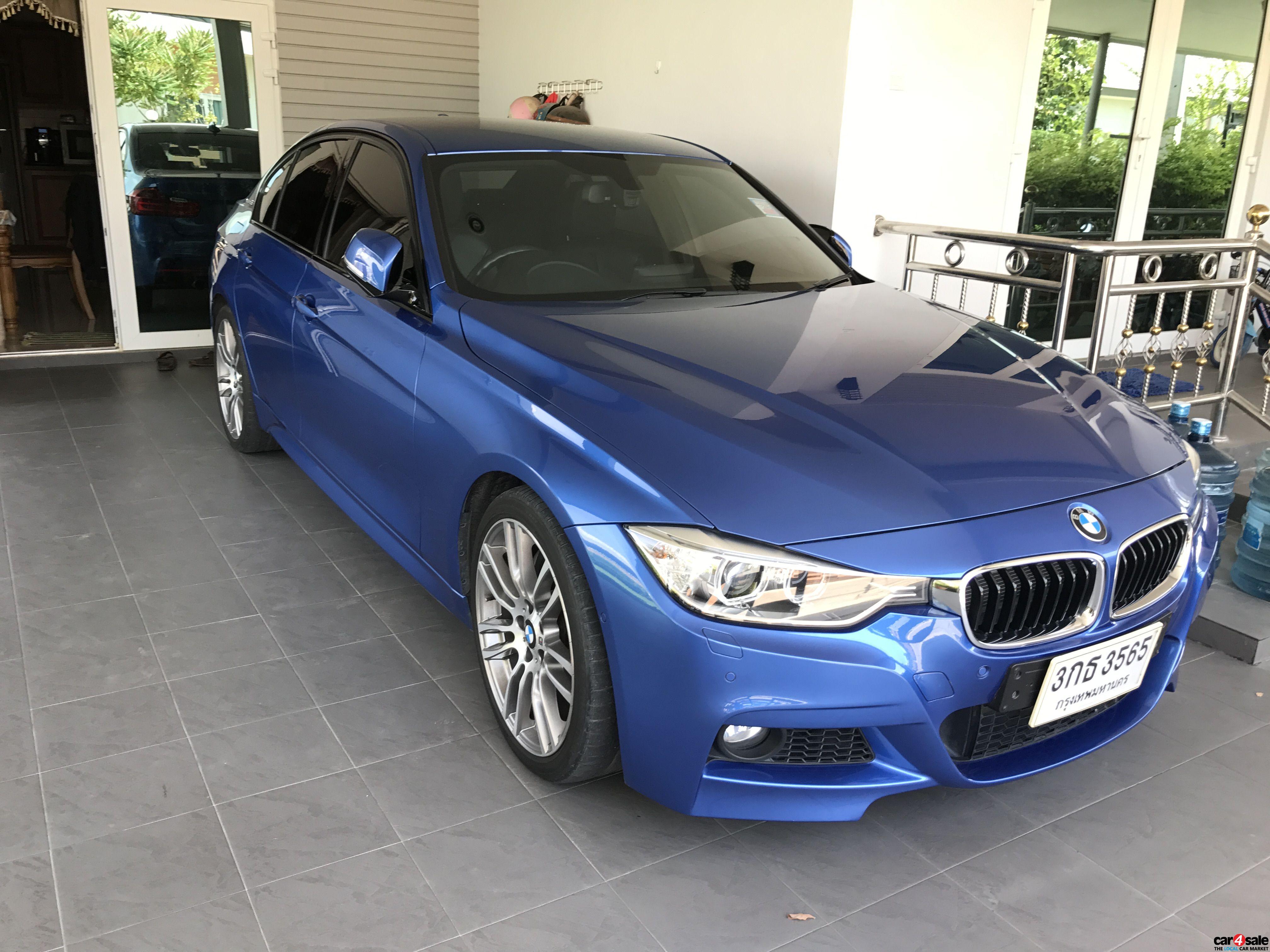 BMW Series 3 E90 330i A